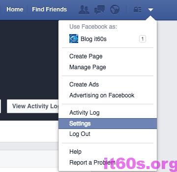 Cách thay đổi ngôn ngữ trong Facebook đơn giản