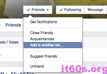 Bạn có biết tính năng hạn chế trong facebook