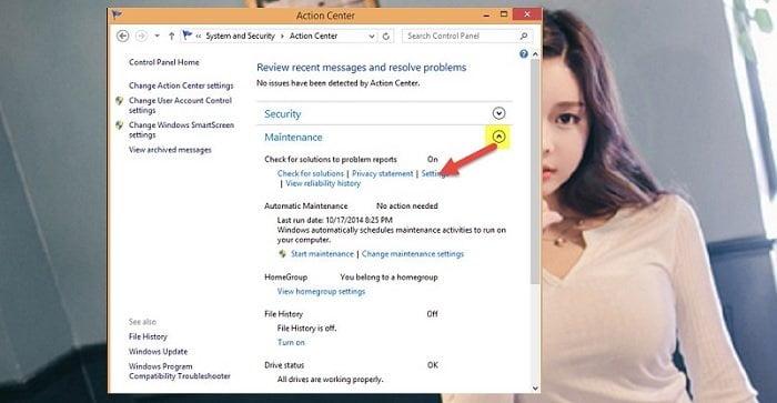 12 mẹo sửa lỗi Full Disk 100% trên hệ điều hành Windows 8