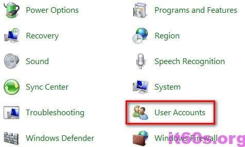 Thủ thuật tắt tính năng thông báo của User Account Control trong windows