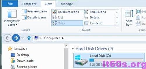 Hướng dẫn cách hiển thị đầy đủ đường dẫn trong Windows