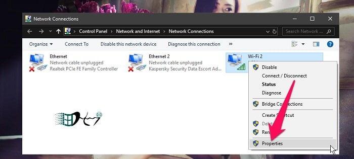 Hướng dẫn cấu hình DNS trên các phiên bản Windows mới nhất 5
