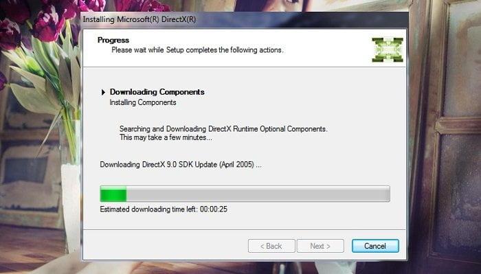 Cách fix lỗi D3DX9_43.DLL khi bạn chơi một số game 5