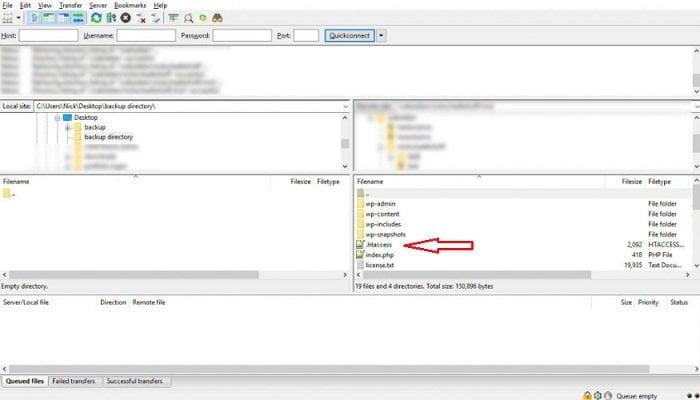 Cách hiển thị file htaccess trong cpanel mới nhất hiện nay 2