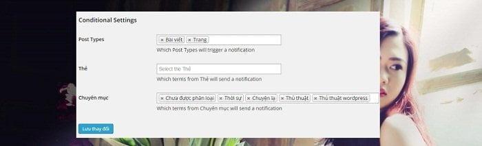 Cách tự động gửi bài viết mới qua Email cho người dùng 12