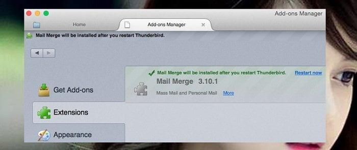 """""""Bá đạo"""" với cách gửi Email hàng loạt bằng Mozilla Thunderbird 4"""