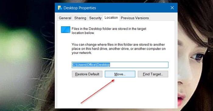 Cách lưu dữ liệu ở Desktop không bị mất khi cài lại Windows 3