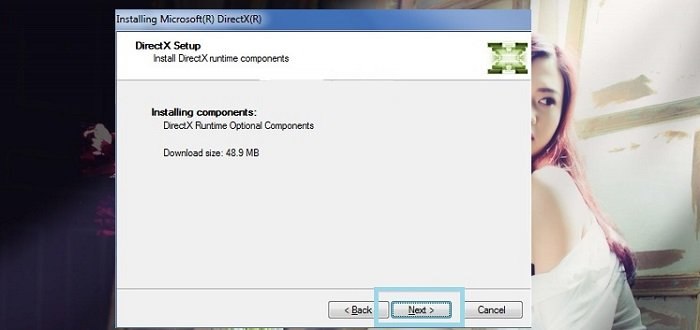 "Cách fix lỗi ""D3dx9_36.dll Not Found"" khi chơi game 7"