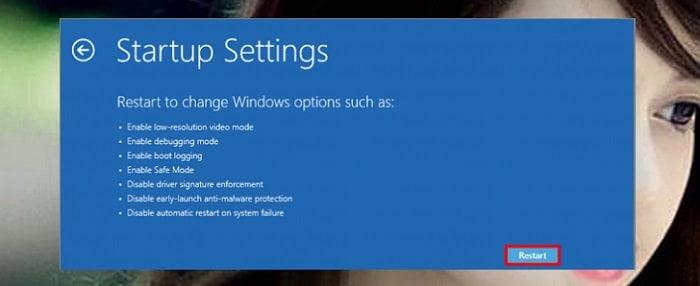 Cách vào chế độ Safe Mode (chế độ an toàn) trên windows 10 6