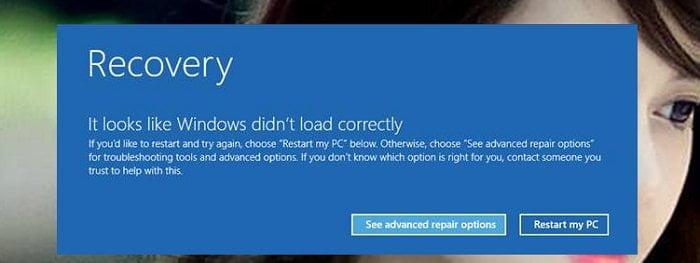 """Cách khắc phục lỗi màn hình xanh """"whea uncorrectable error"""""""