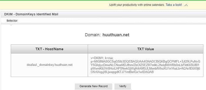 Cách tạo Email theo địa chỉ tên miền miễn phí từ Zoho 18