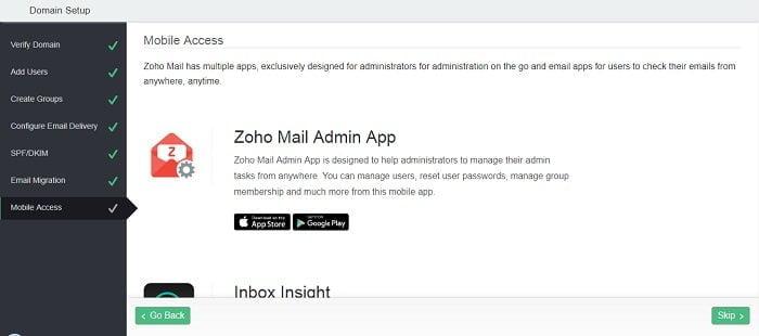 Cách tạo Email theo địa chỉ tên miền miễn phí từ Zoho 20