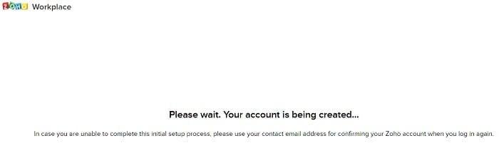 Cách tạo Email theo địa chỉ tên miền miễn phí từ Zoho 4