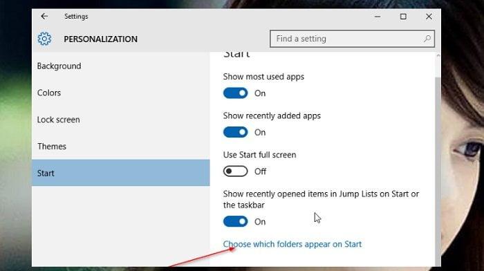 Cách đơn giản để tùy biến Start Menu của Windows 10 5