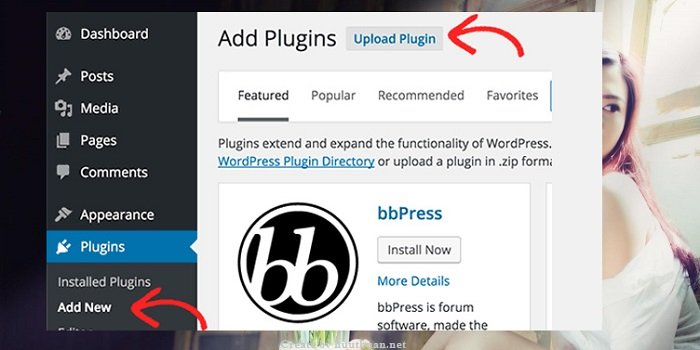 Hướng dẫn các cách cài đặt Plugin cho wordpress 3