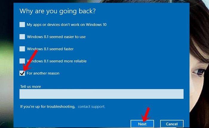 """Cách """"Hạ Bệ"""" Windows 10 xuống Windows 7 hoặc 8 đơn giản 2"""