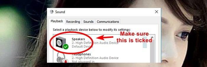 Khắc phục lỗi âm thanh khi nâng cấp lên windows 10 3