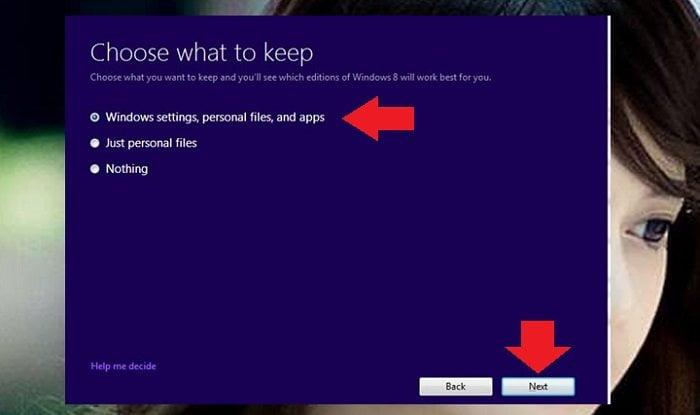 """Cách nâng cấp lên Windows 10 khi """"Windows update"""" không hoạt động 7"""
