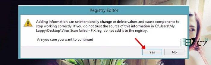 """Khắc phục lỗi """"Virus Scan Failed"""" khi download trên google chrome 5"""