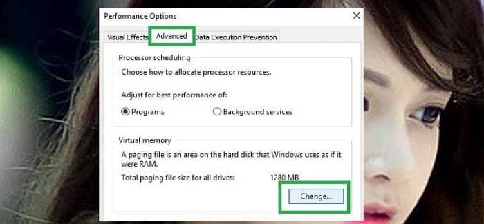 """Cách khắc phục lỗi """"Your Computer Is Low On Memory"""" trên máy tính 3"""