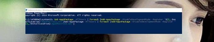 """Cách sửa lỗi """"0x803F7003"""" trong Store Windows 10 khi tải Apps 2"""