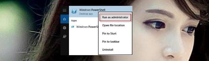 """Cách sửa lỗi """"0x803F7003"""" trong Store Windows 10 khi tải Apps 1"""