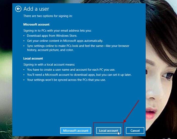 Cách tạo Local User (tài khoản phụ) trong windows 10 đơn giản 4