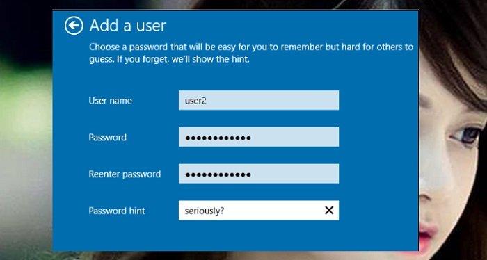 Cách tạo Local User (tài khoản phụ) trong windows 10 đơn giản 5