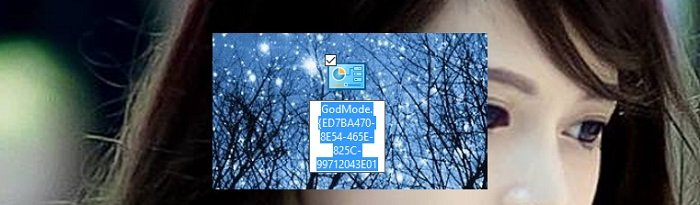 """Cách tạo thư mục huyền thoại """"GodMode"""" trong windows 10 1"""
