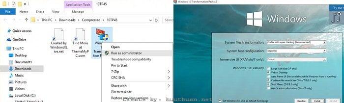Mẹo thay đổi giao diện Windows 7&8 thành Windows 10 1