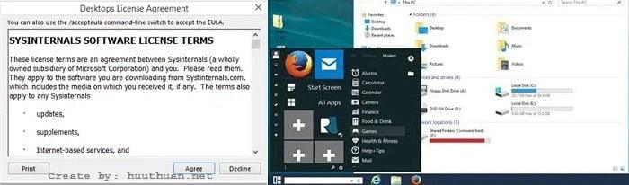 Mẹo thay đổi giao diện Windows 7&8 thành Windows 10 2