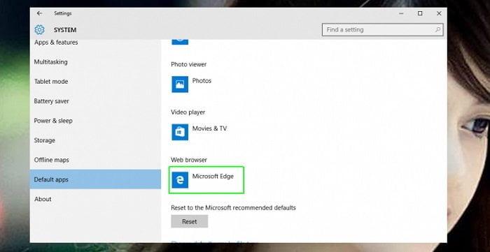 Cách thay đổi trình duyệt mặc định trên windows 10 2
