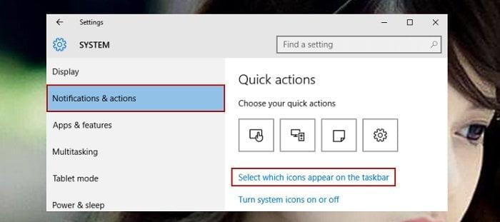 Cách tùy chỉnh thông báo và Action Center trong Windows 10 2