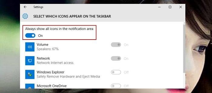 Cách tùy chỉnh thông báo và Action Center trong Windows 10 3