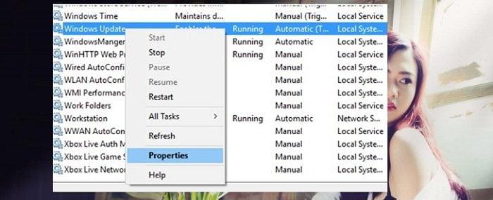 Vô hiệu hóa tự động cập nhật (windows update) trên windows 10 5