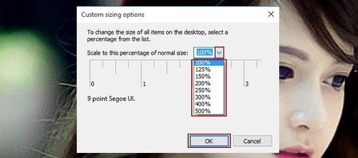 Khắc phục hiện tượng chữ mờ trên windows 8.1 và 10 2