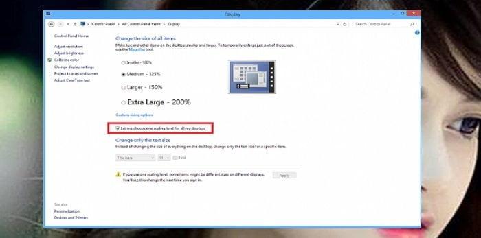 Khắc phục hiện tượng chữ mờ trên windows 8.1 và 10