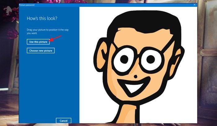 Cách tạo mật khẩu đăng nhập windows 10 bằng hình ảnh 4