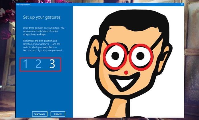 Cách tạo mật khẩu đăng nhập windows 10 bằng hình ảnh 5