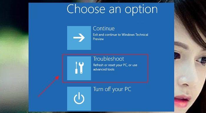 """Cách phục hồi hệ thống """"System Restore"""" trên windows 10 1"""