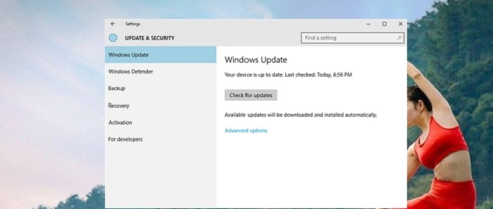 Kích hoạt các tiến trình hữu ích trên windows 10 update 16
