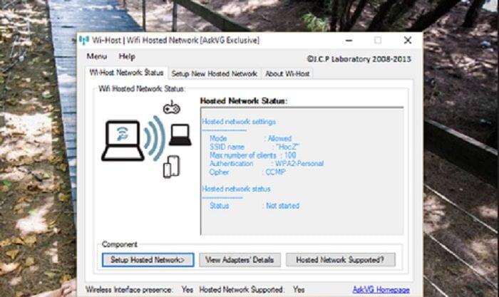 Cách biến windows 10 thành trạm phát sóng wifi 19