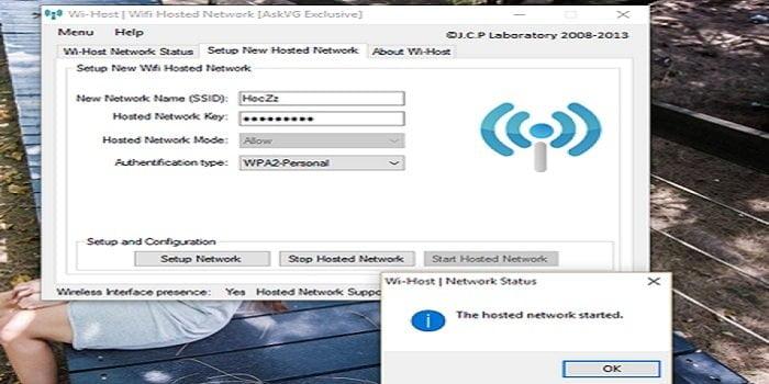 Cách biến windows 10 thành trạm phát sóng wifi 22