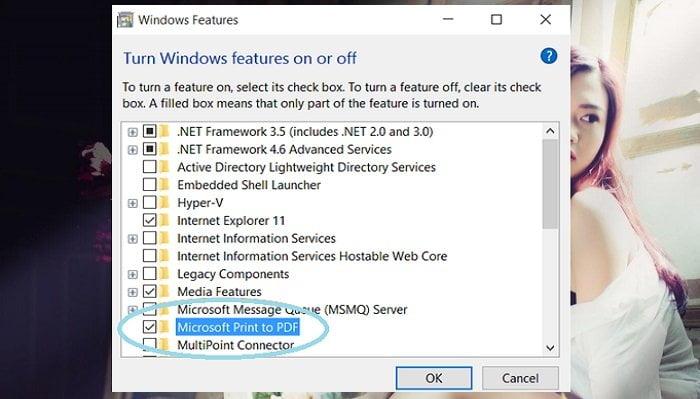 Hướng dẫn cách tạo file PDF trực tiếp trên windows 10 3