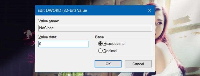 Sửa lỗi không xuất hiện Shut down, Restart, Sleep từ Windows 10 10