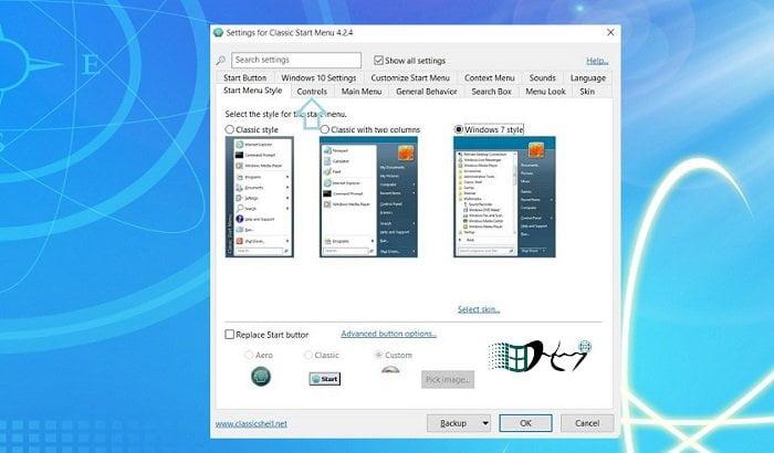 Cách làm thanh Taskbar trong suốt trên Windows 10 1