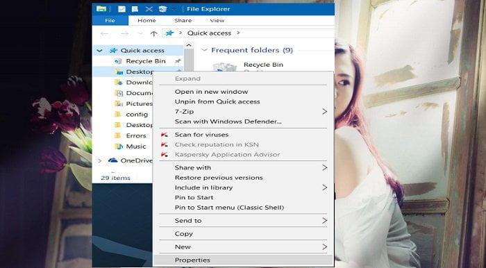 Cách di chuyển thư mục Downloads & Documents trong Windows 10 1