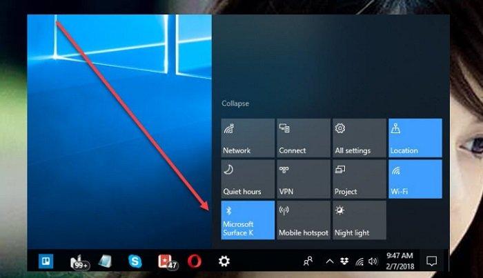 Cách sửa lỗi Bluetooth không làm việc trong Windows 10 1