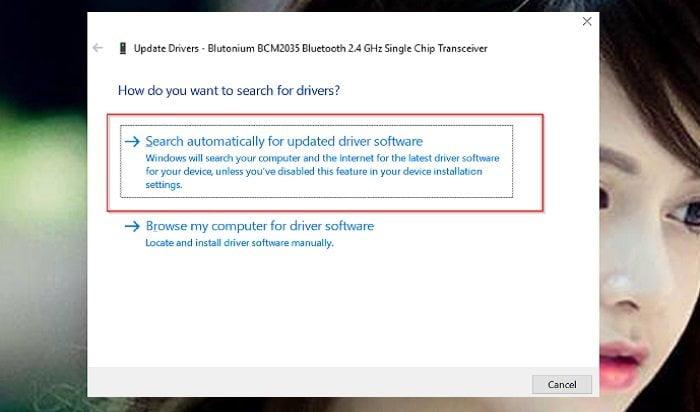 Cách sửa lỗi Bluetooth không làm việc trong Windows 10 5