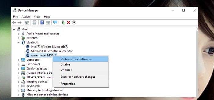 Cách sửa lỗi Bluetooth không làm việc trong Windows 10 4